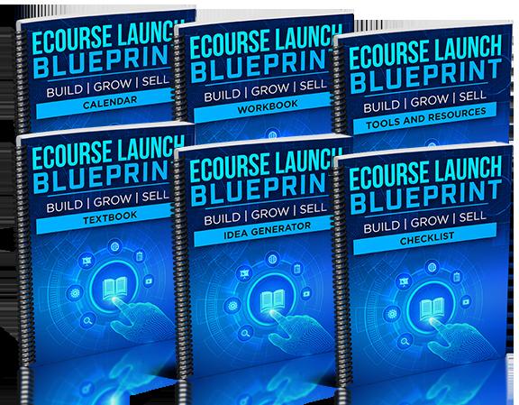 ecourse Launch Blueprint